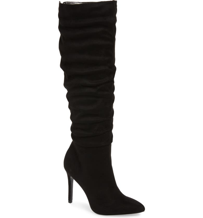 CHARLES BY CHARLES DAVID Duet Knee High Boot, Main, color, 001