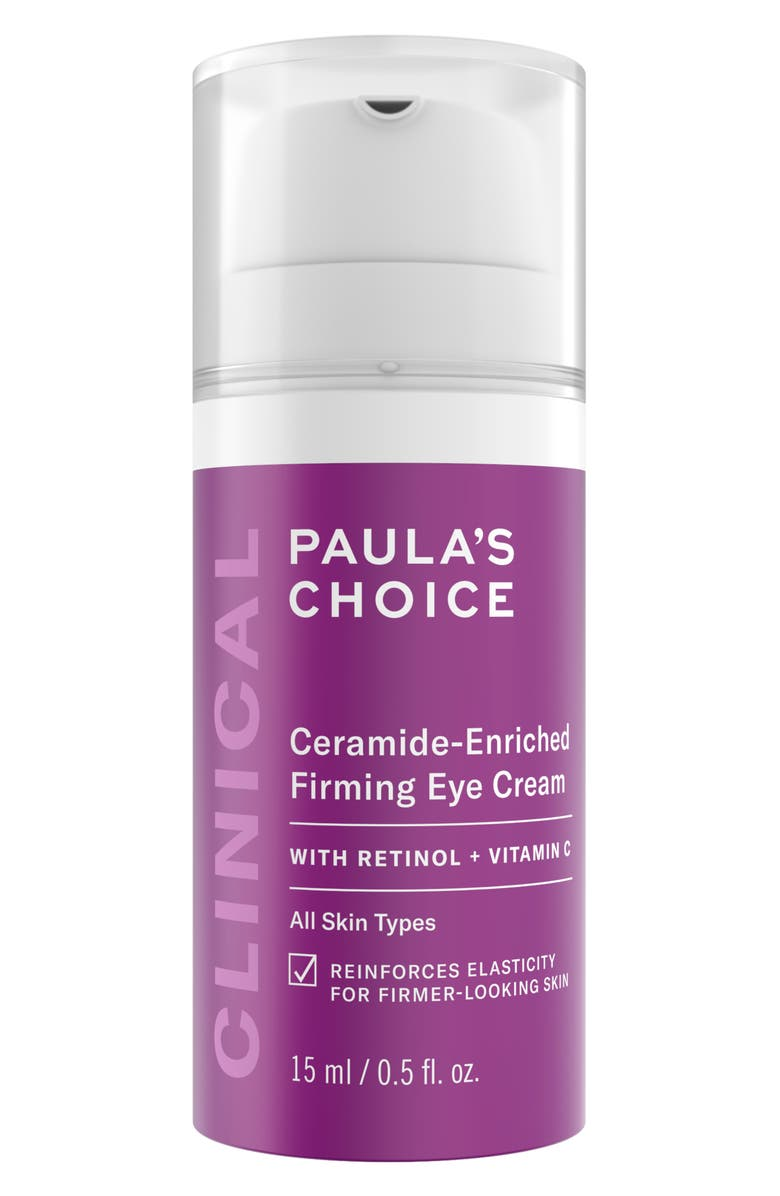 PAULA'S CHOICE Clinical Ceramide-Enriched Firming Eye Cream, Main, color, No Color