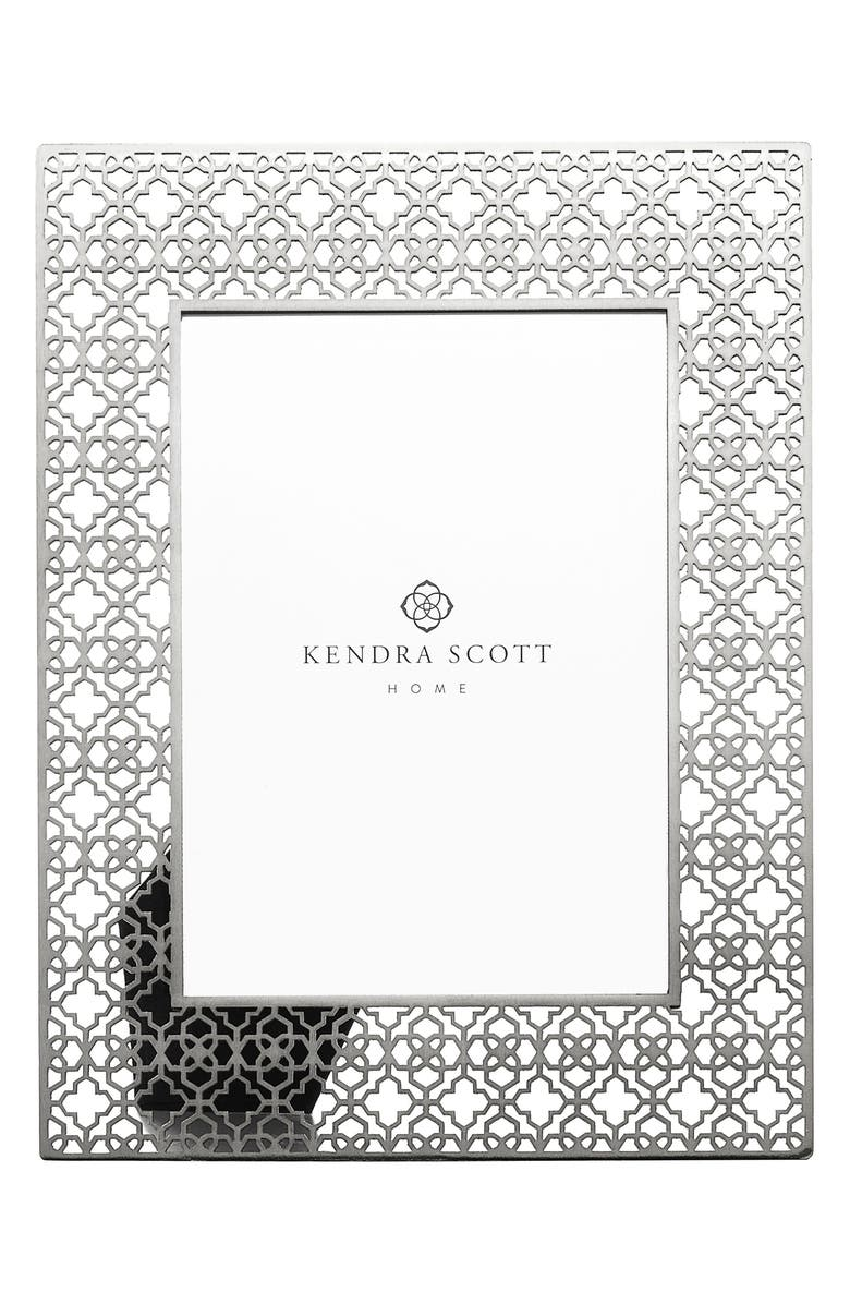 KENDRA SCOTT Filigree Picture Frame, Main, color, 040