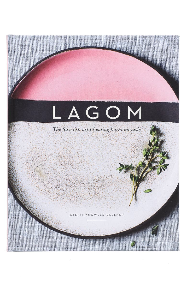 CHRONICLE BOOKS 'Lagom: The Swedish Art of Eating Harmoniously' Book, Main, color, 650