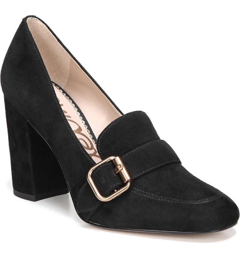SAM EDELMAN Ellison Loafer Pump, Main, color, 001