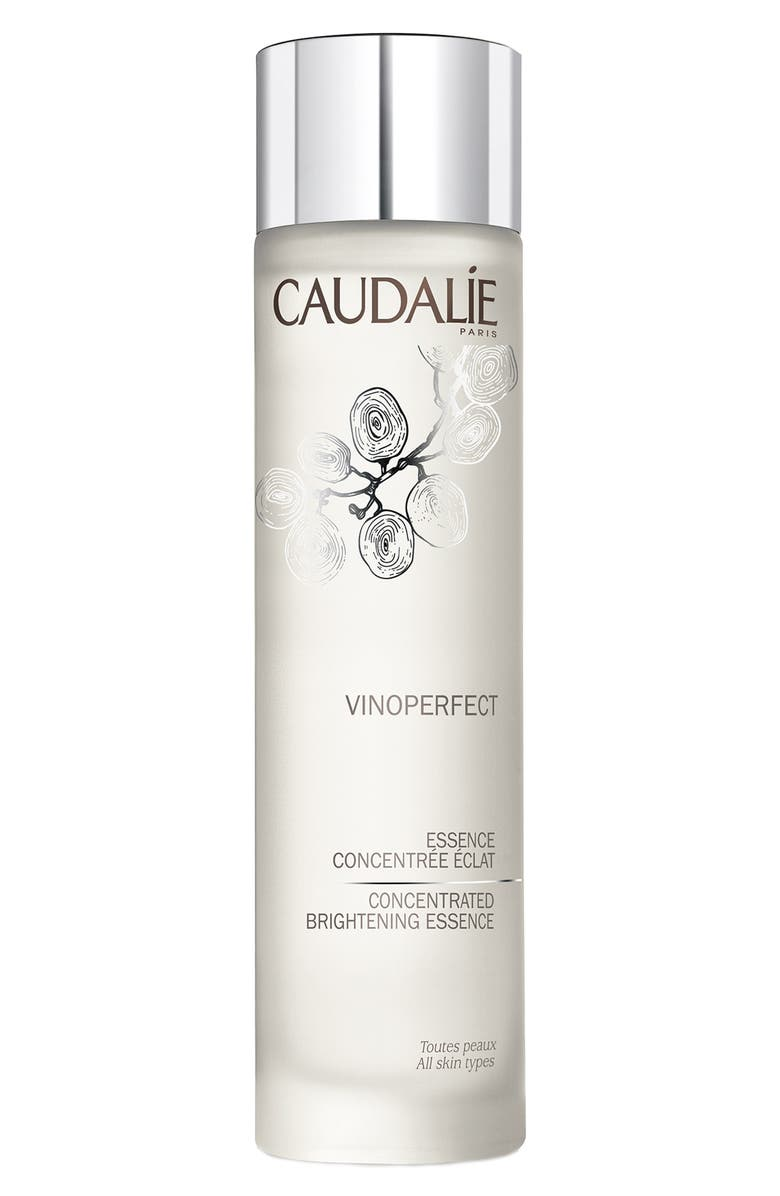 CAUDALÍE Vinoperfect Concentrated Brightening Glycolic Essence, Main, color, 000