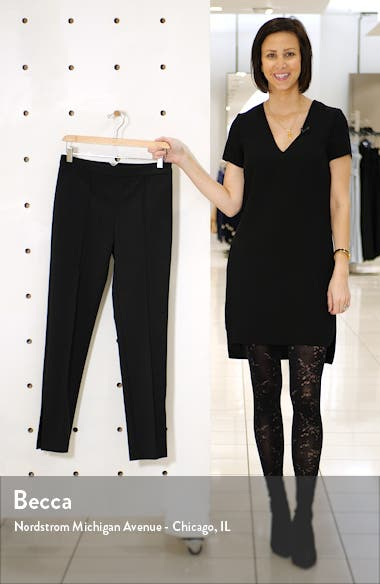 Maurice Side Slit Ankle Pants, sales video thumbnail