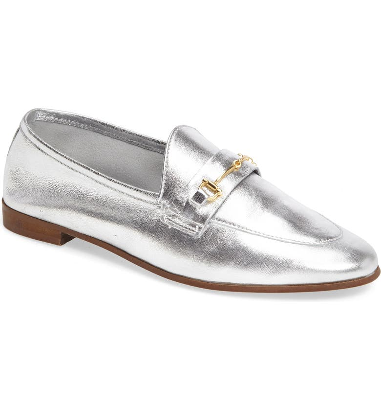 TOPSHOP Karpenter Loafer, Main, color, 040