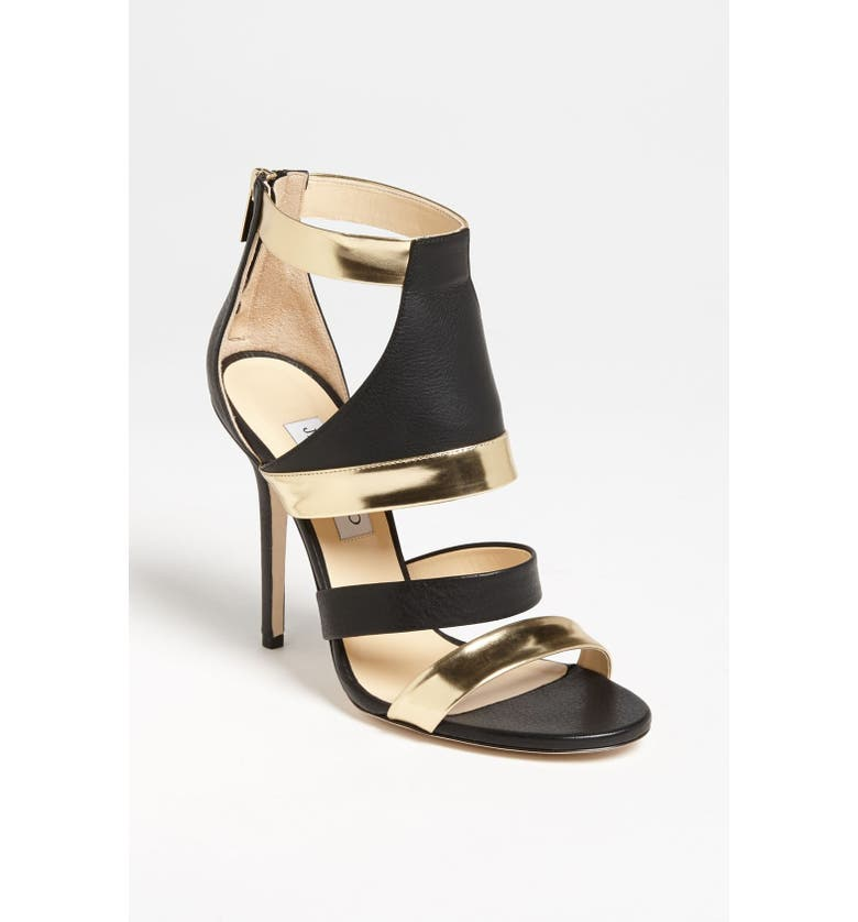 JIMMY CHOO 'Besso' Sandal, Main, color, 710