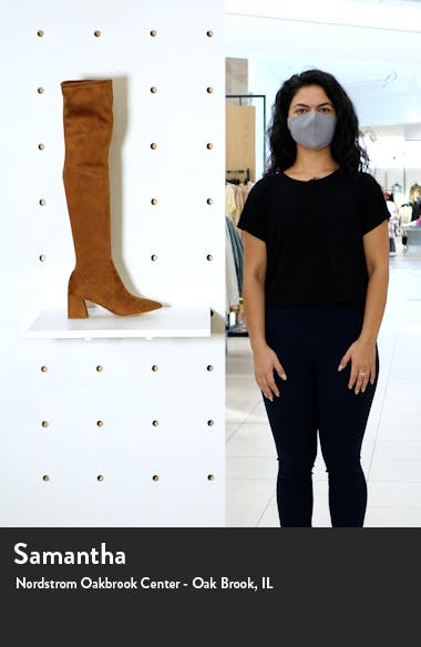 Shari Over the Knee Boot, sales video thumbnail
