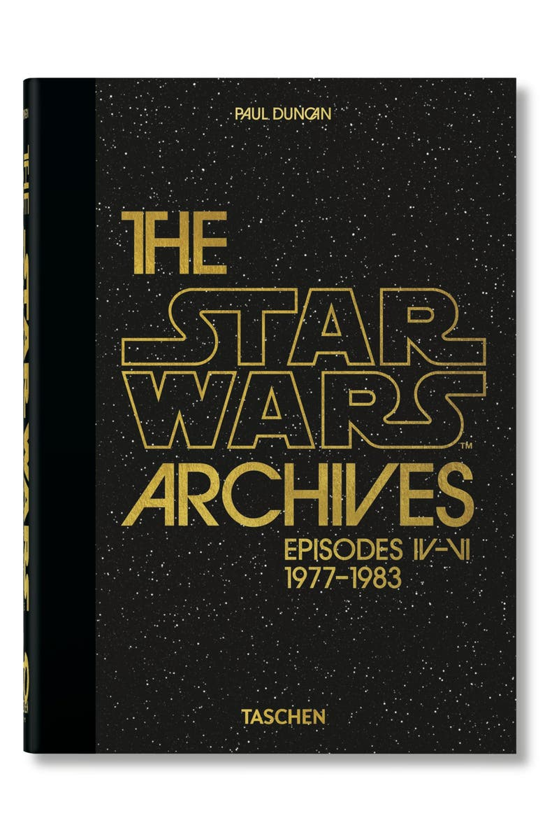 The Star Wars Archives Episodes Iv Vi 1977 1983 40th Anniversary Book Nordstrom