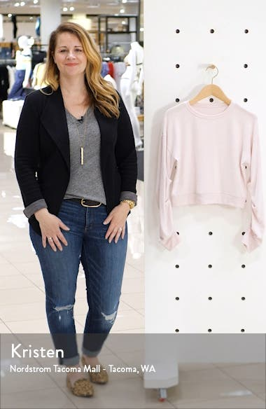 Ruched Pullover, sales video thumbnail