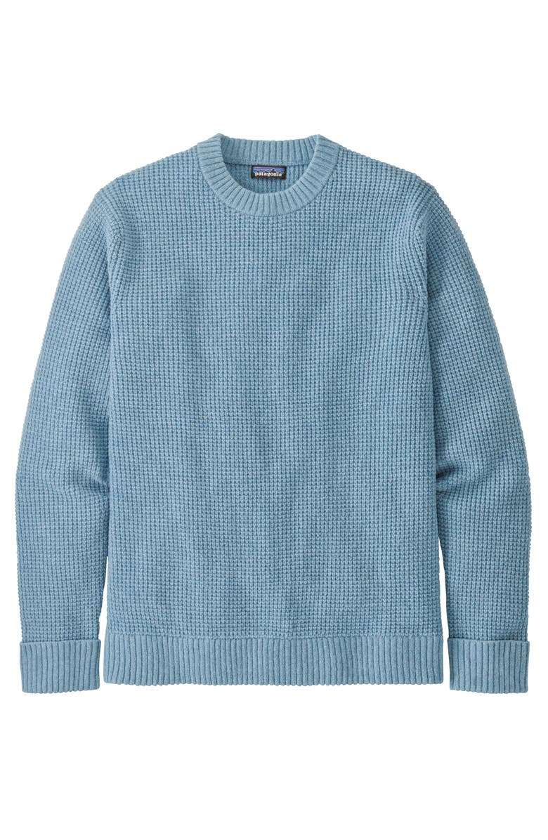 PATAGONIA Recycled Wool Blend Sweater, Main, color, PGBE