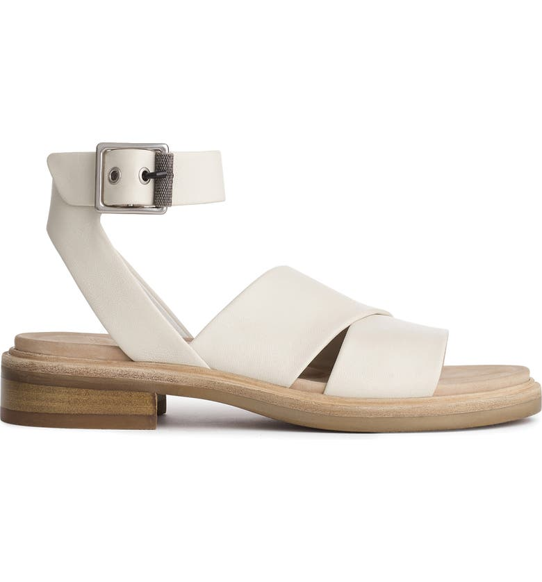 RAG & BONE Slayton Sandal, Main, color, ANTIQUE WHITE