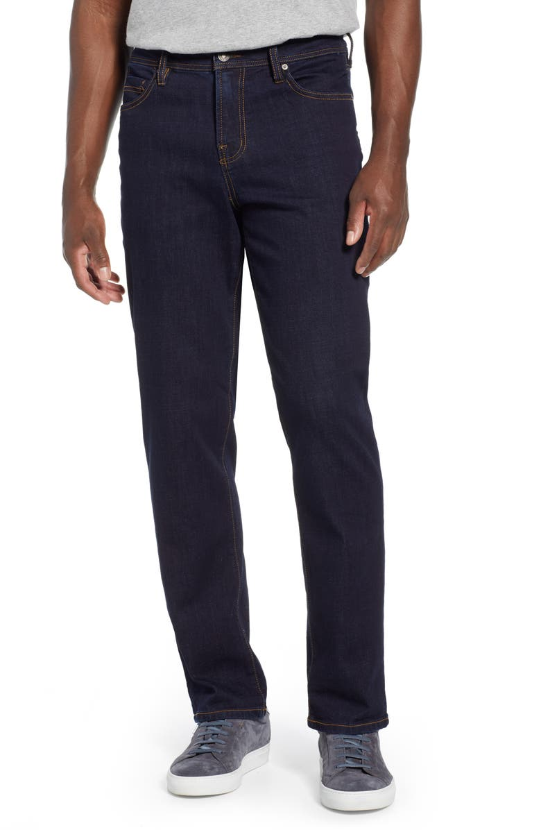 LIVERPOOL LOS ANGELES Regent Relaxed Straight Jeans, Main, color, MODERN RINSE
