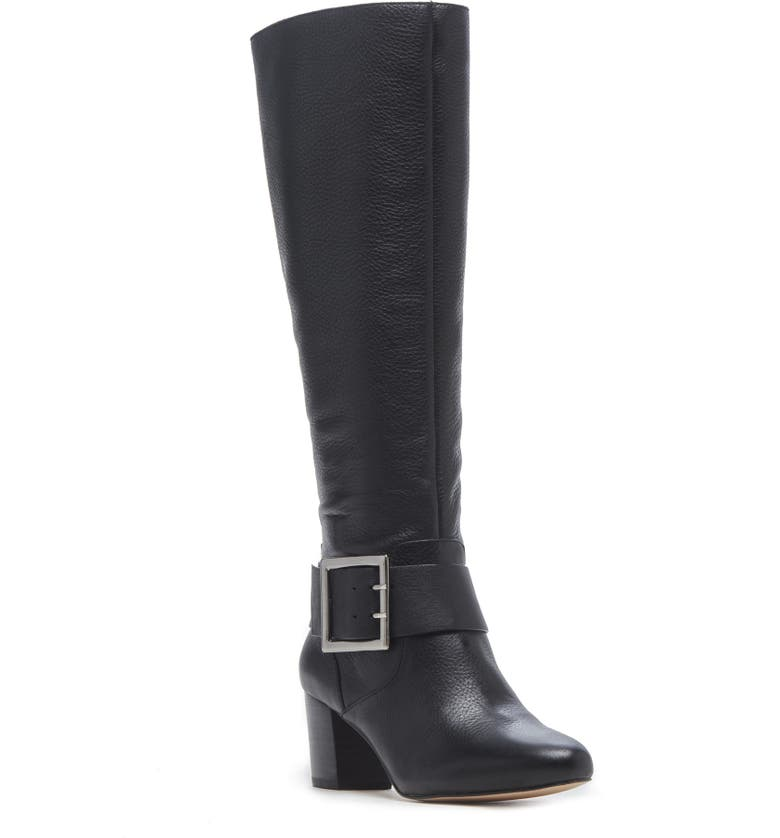 SOLE SOCIETY Pashan Knee High Boot, Main, color, 001