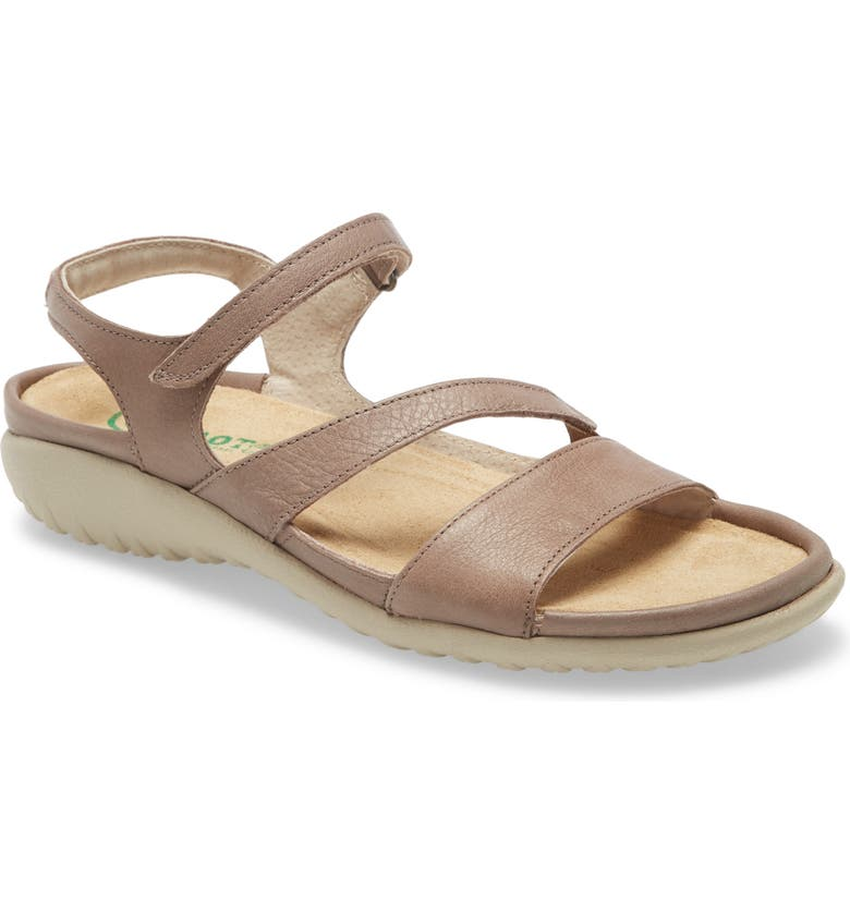 NAOT 'Etera' Sandal, Main, color, SOFT STONE LEATHER