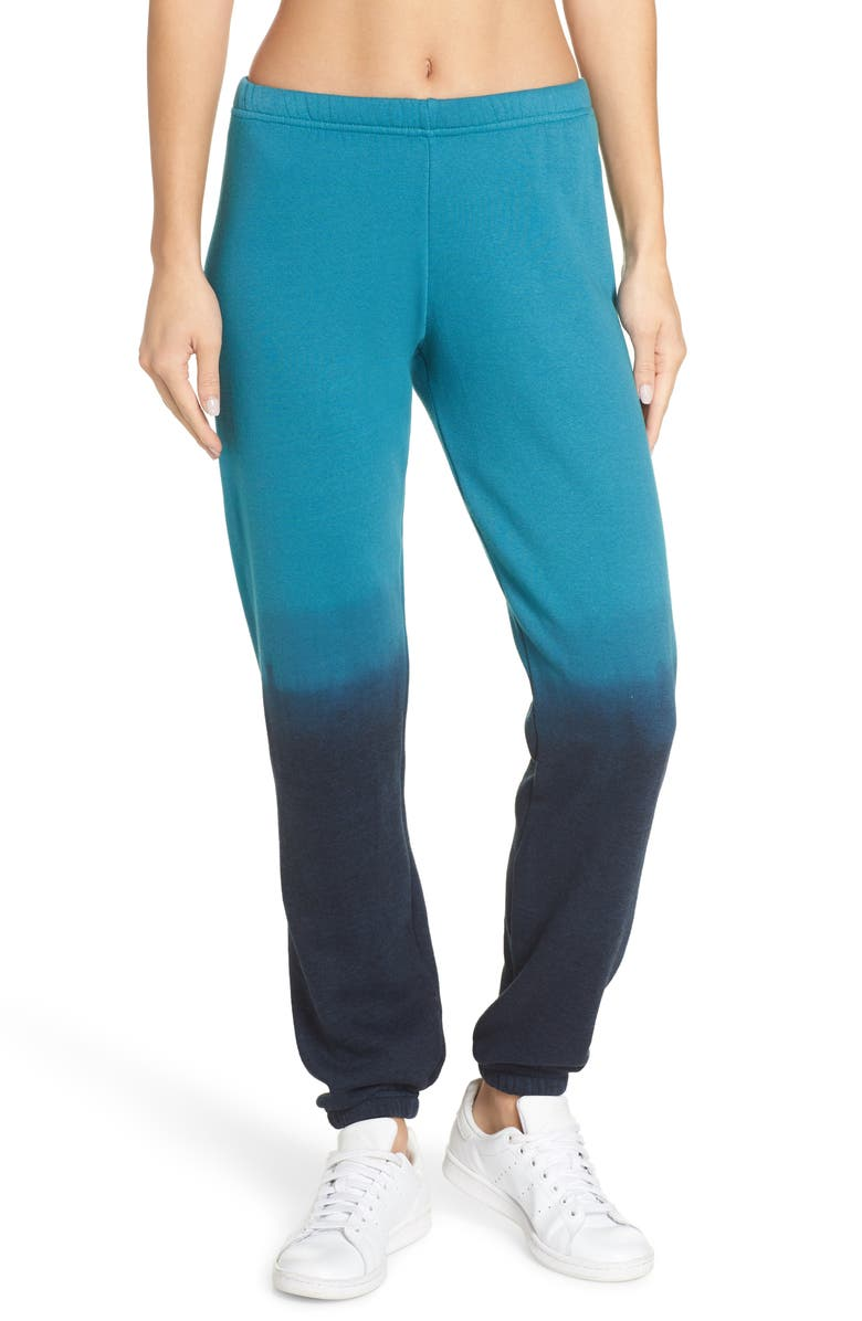 AVIATOR NATION Faded Sweatpants, Main, color, 440