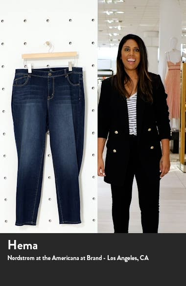 1822 High Waist Straight Leg Jeans, sales video thumbnail