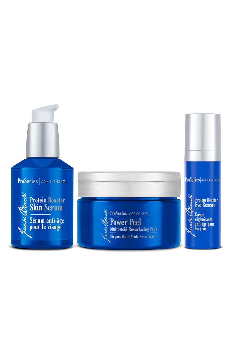 JACK BLACK Defensive Line Anti-Aging Set, Main, color, No Color