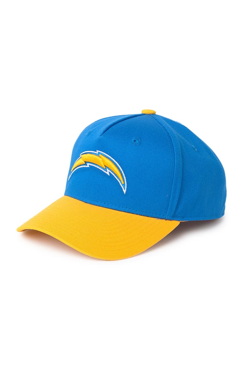 NFL Los Angeles Chargers Snapback Hat, Main, color, 000NO COLOR
