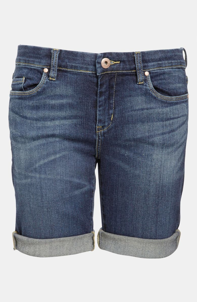 BLANKNYC 'Roll Up' Jean Shorts, Main, color, 401