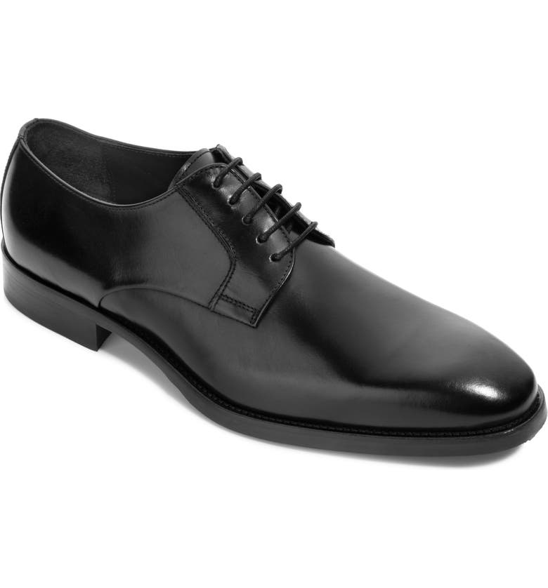 TO BOOT NEW YORK Tommaso Plain Toe Derby, Main, color, 001