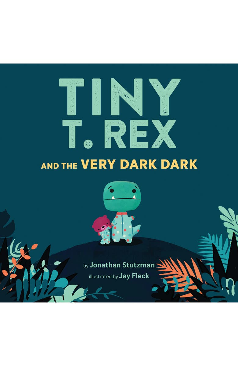 CHRONICLE BOOKS 'Tiny T. Rex and the Very Dark Dark' Book, Main, color, 960