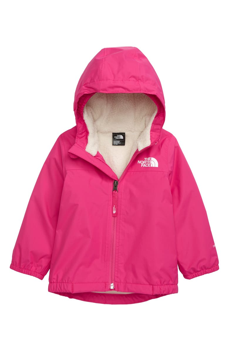 THE NORTH FACE Warm Storm Waterproof Hooded Jacket, Main, color, 660