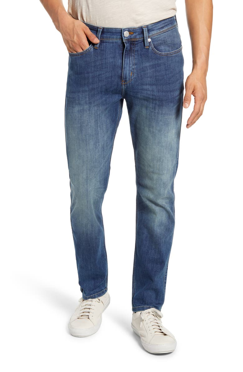 DUER Performance Slim Fit Jeans, Main, color, GALACTIC