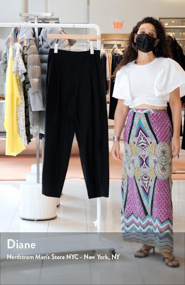 Relaxed Ankle Pants, sales video thumbnail
