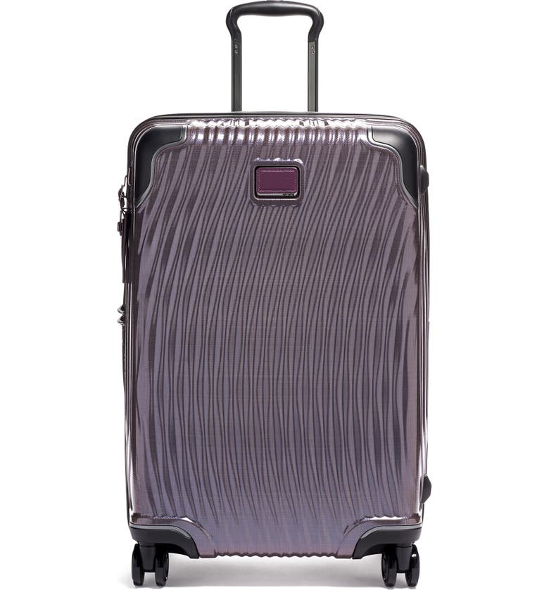 TUMI Latitude 27-Inch Short Trip Rolling Suitcase, Main, color, PURPLE