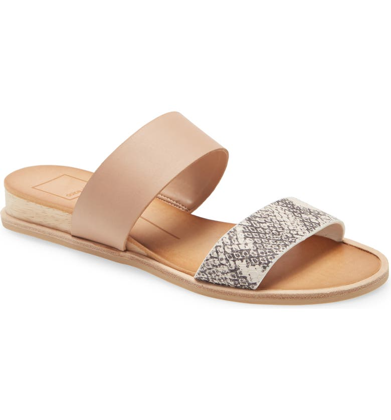 DOLCE VITA Payce Slide Sandal, Main, color, 020