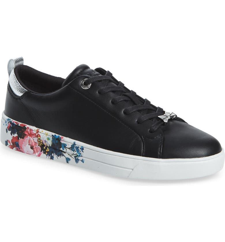 TED BAKER LONDON Roully Sneaker, Main, color, 001