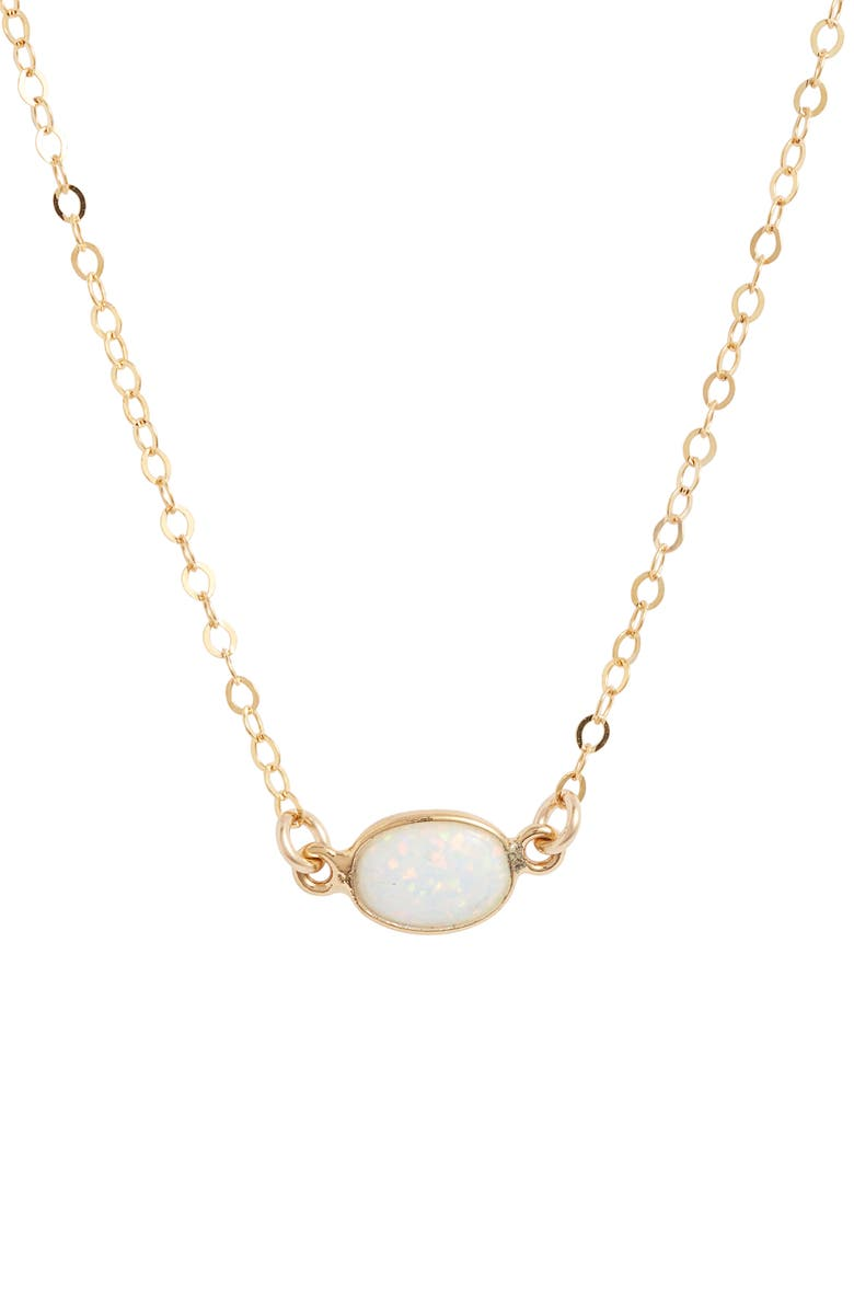 SET & STONES Maddox Choker Necklace, Main, color, GOLD