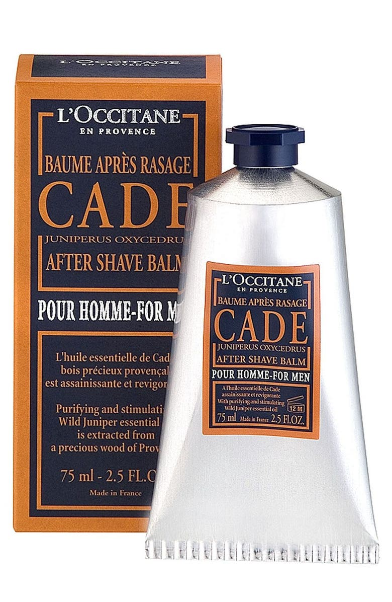L'OCCITANE CADE After Shave Balm, Main, color, 000