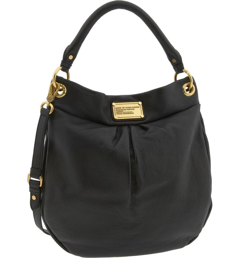 MARC JACOBS MARC BY MARC JACOBS 'Classic Q - Hillier' Hobo, Main, color, 002