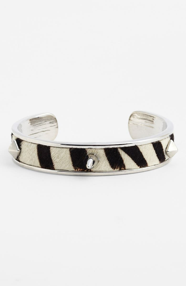 CARBON COPY Studded Cuff, Main, color, 040
