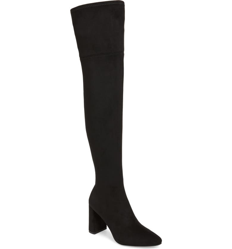 JEFFREY CAMPBELL Parisah Over the Knee Boot, Main, color, 005