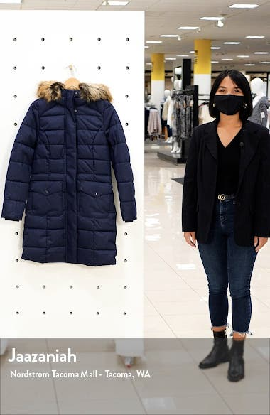 Guanay Quilted Parka, sales video thumbnail