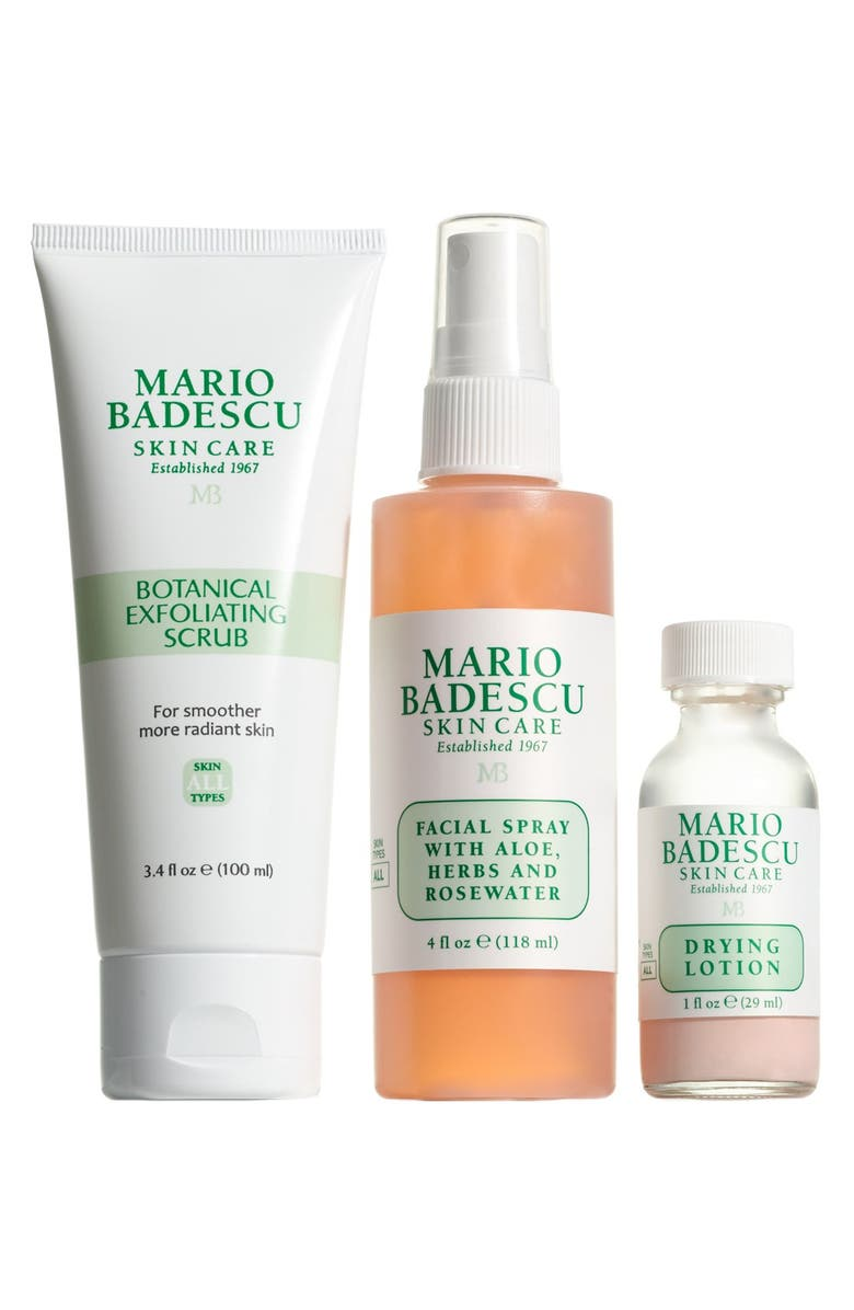 MARIO BADESCU 'The Icon, The Cult Favorite & The Hero' Set, Main, color, 000