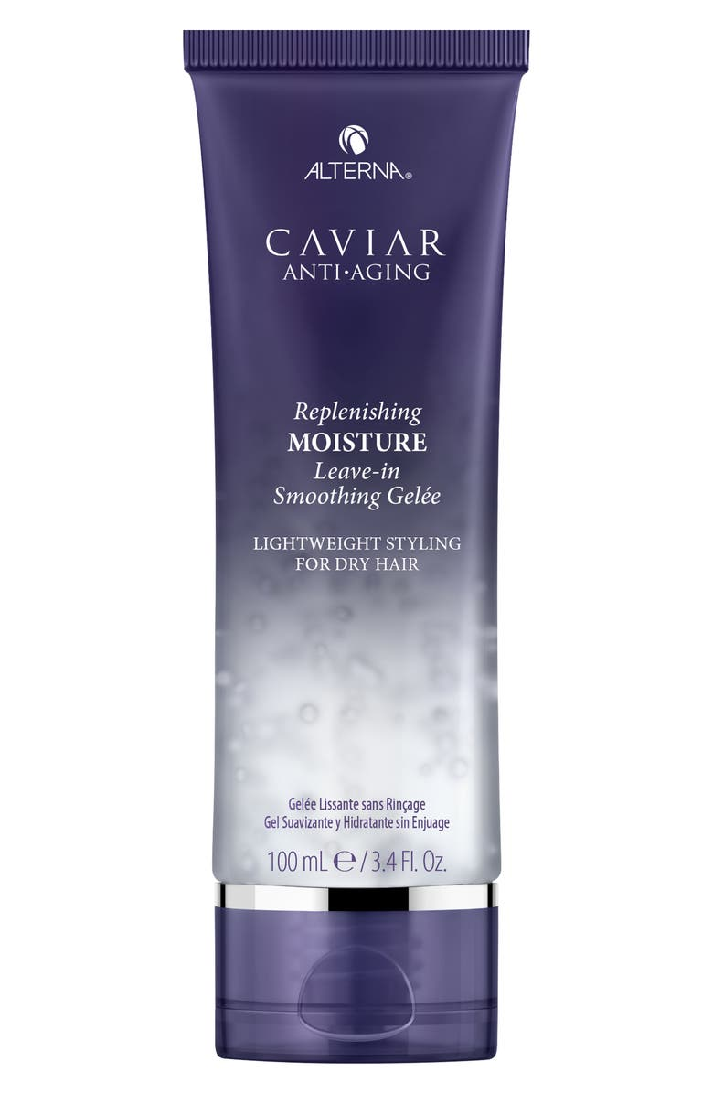 ALTERNA<SUP>®</SUP> Caviar Anti-Aging Replenishing Moisture Leave-in Smoothing Gelée, Main, color, No Color