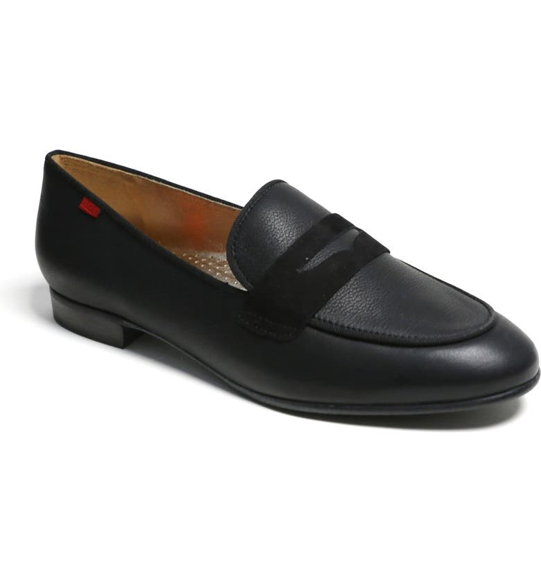 MARC JOSEPH NEW YORK Bryant Park Penny Loafer, Main, color, 001