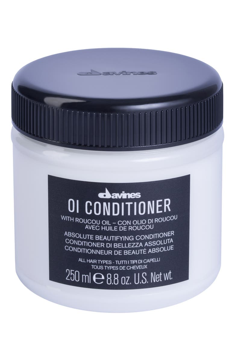 DAVINES OI Conditioner, Main, color, NO COLOR