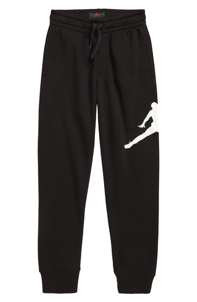 JORDAN Jumpman Logo Sweatpants, Main, color, 019