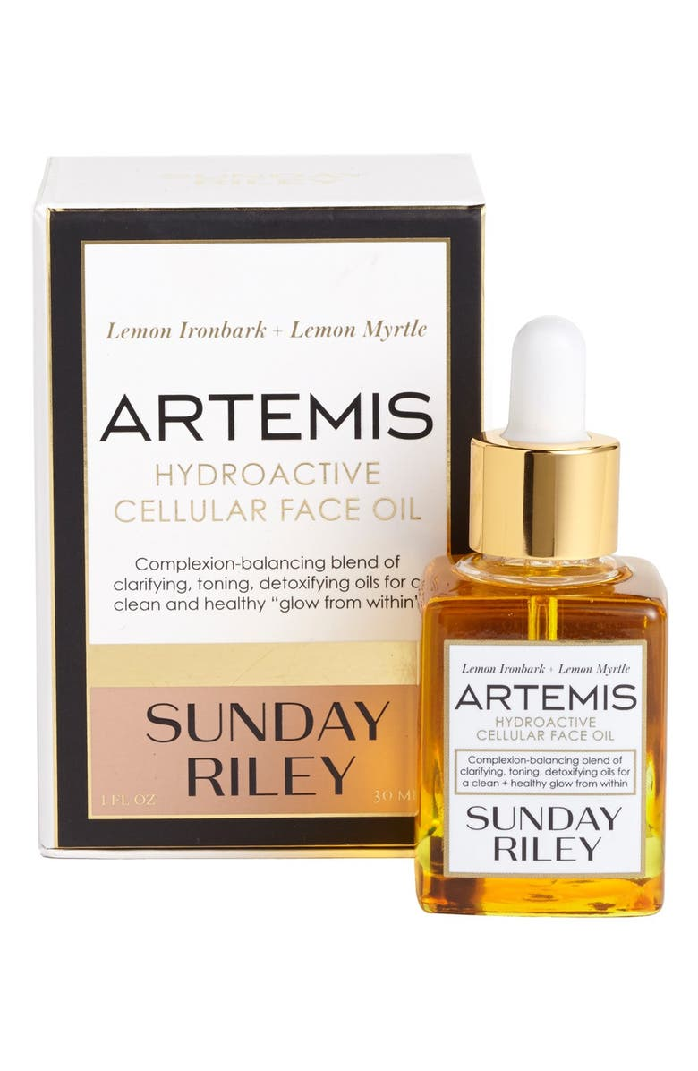 SUNDAY RILEY SPACE.NK.apothecary Sunday Riley Artemis Hydroactive Cellular Face Oil, Main, color, 000