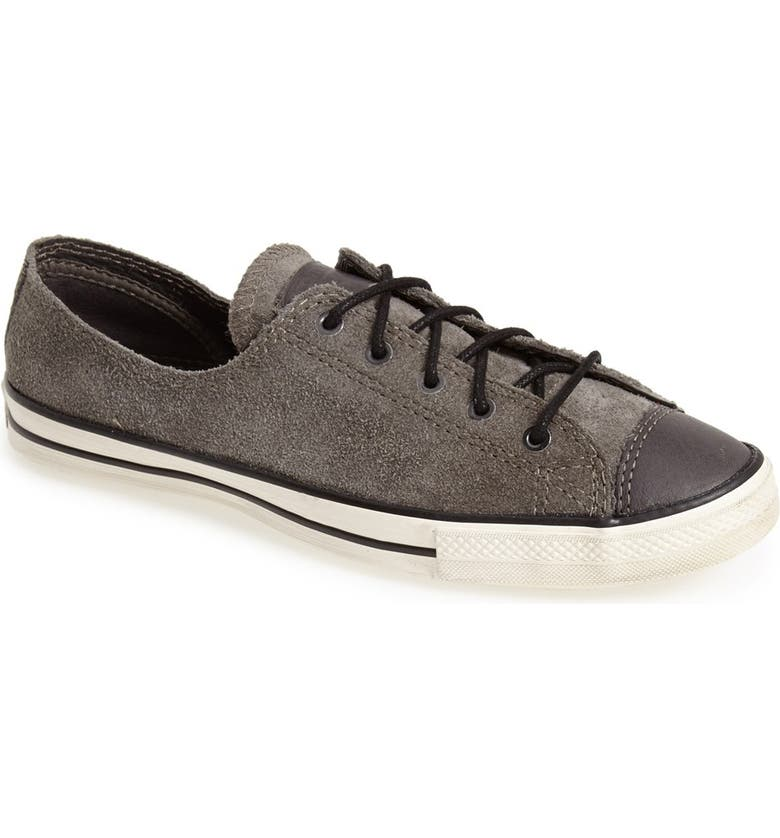 CONVERSE Chuck Taylor<sup>®</sup> All Star<sup>®</sup> 'Fancy' Leather Sneaker, Main, color, 020