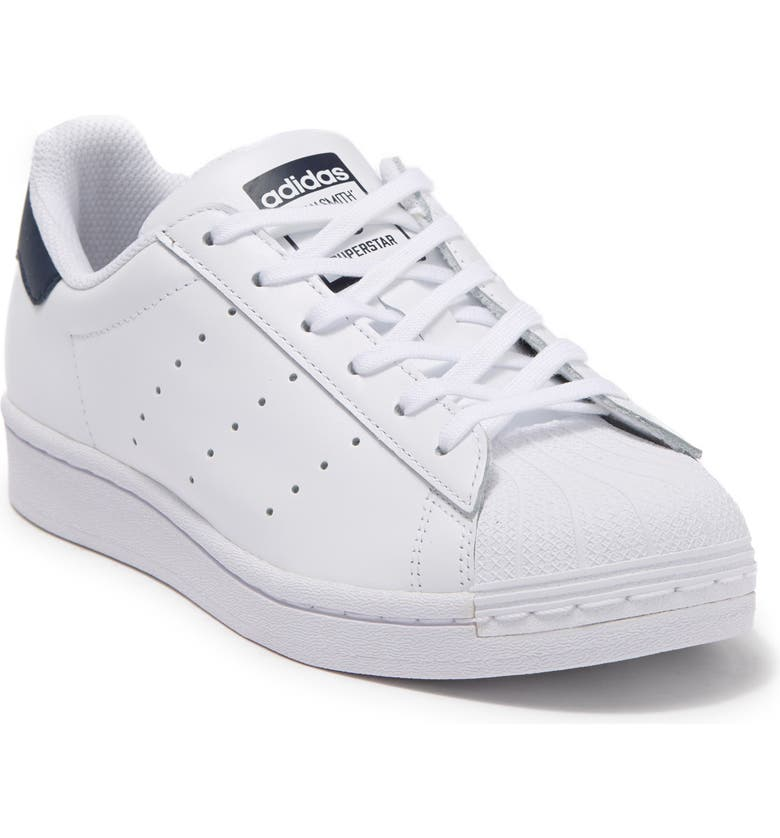 ADIDAS SuperStar Stan Smith Lace-Up Sneaker, Main, color, FTWR WHITE
