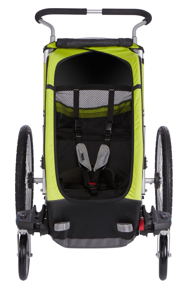 THULE Chariot Cheetah XT 2 Multisport Cycle Trailer/Stroller, Main, color, 700