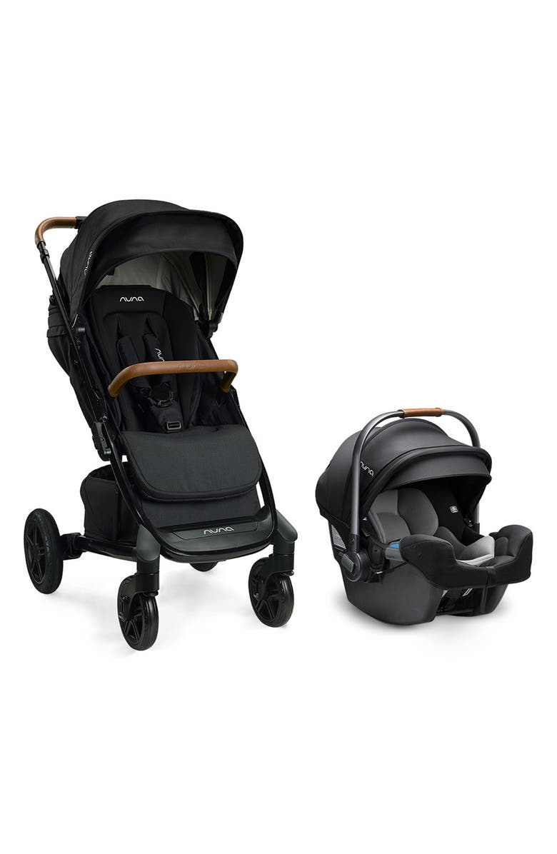 NUNA TAVO<sup>™</sup> next Stroller & PIPA<sup>™</sup> RX Car Seat Travel System, Main, color, CAVIAR