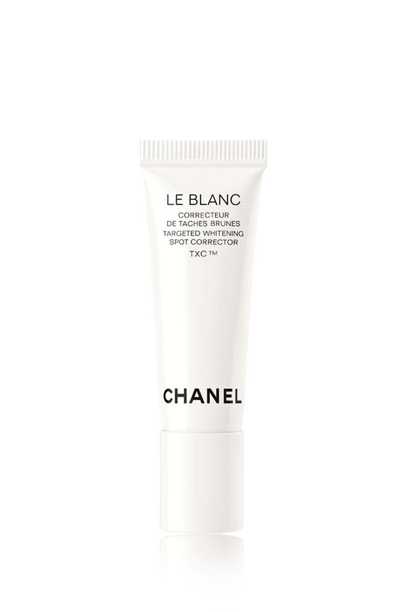 CHANEL LE BLANC <br />Targeted Brightening Spot Corrector TXC<sup>™</sup>, Main, color, 000
