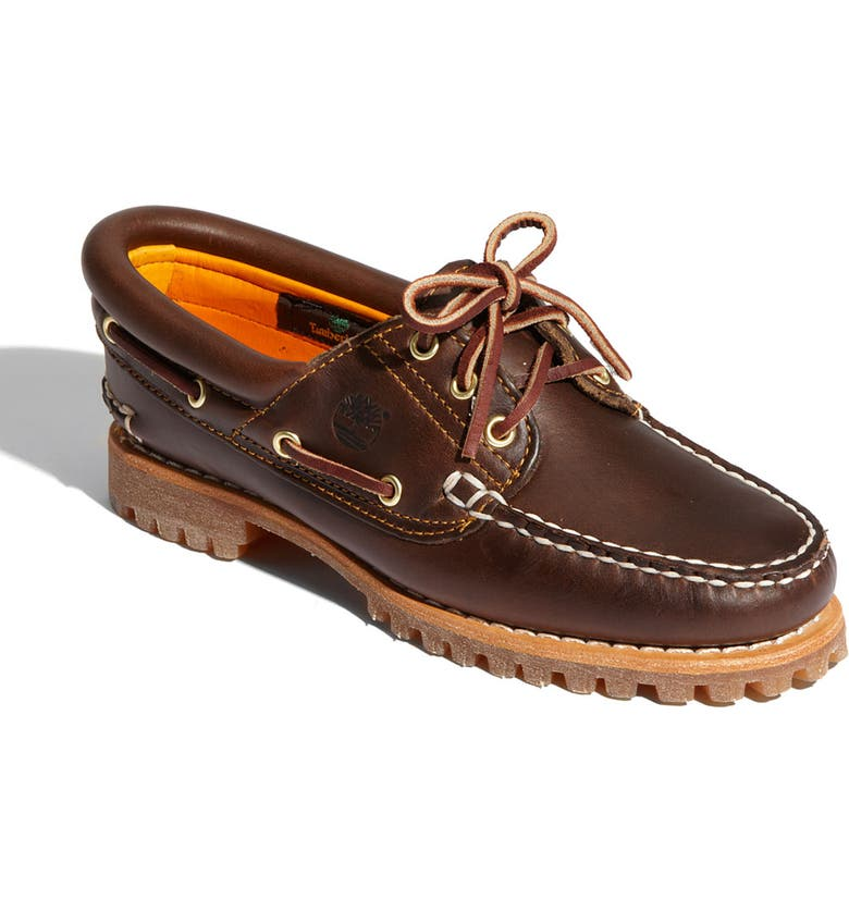 TIMBERLAND 'Noreen' Boat Shoe, Main, color, 200