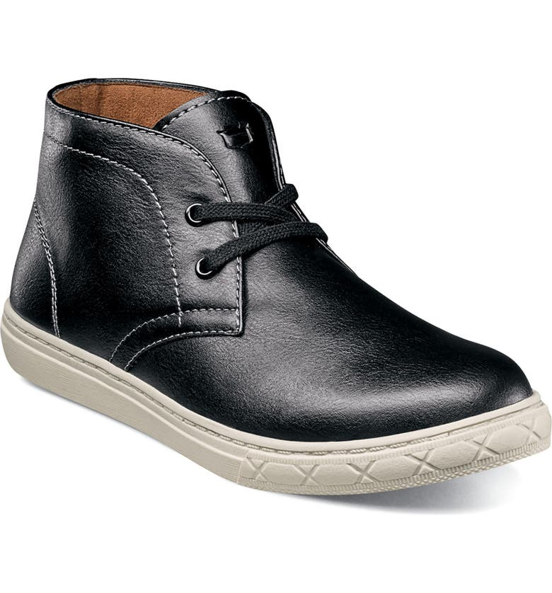 FLORSHEIM Curb Chukka Sneaker Boot, Main, color, 001