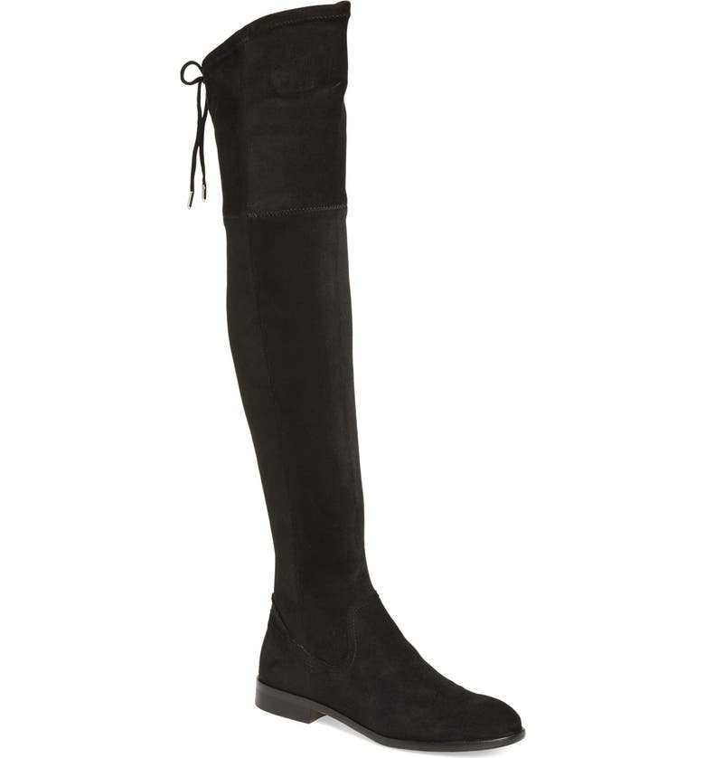 DOLCE VITA 'Neely' Over the Knee Boot, Main, color, 001